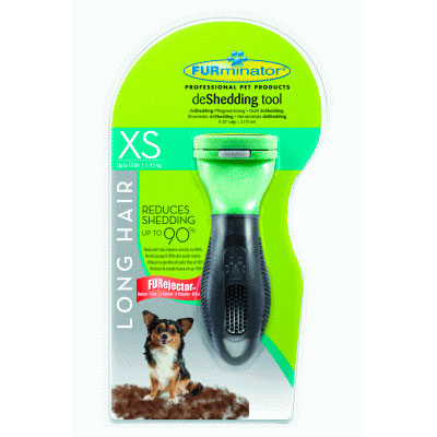 FURminator Long Hair Toy Dog Brush