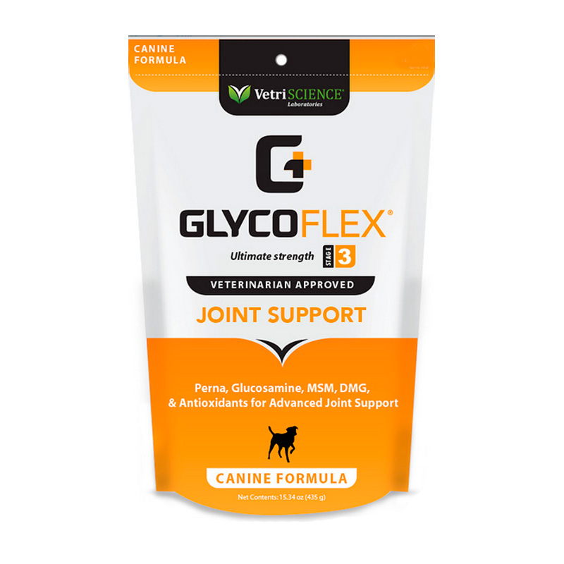 Chondroprotective Glyco -Flex 3 Soft Chews