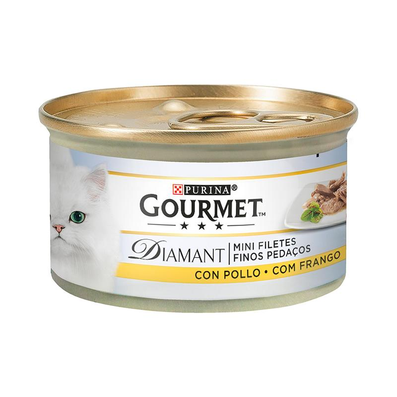 Gourmet Diamant Thin Slices with Chicken