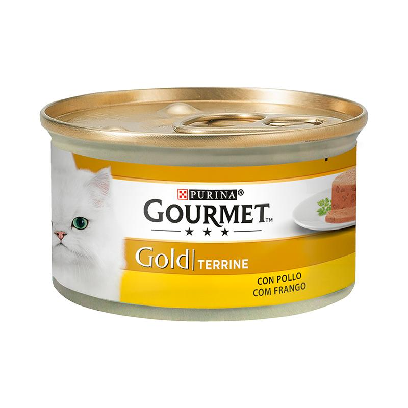 Gourmet Gold Terrine With Chicken