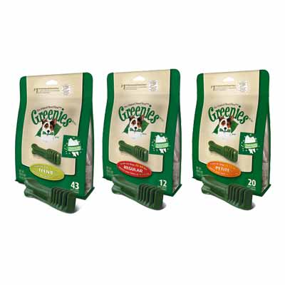 Greenies Limpiador Dental 340 gr