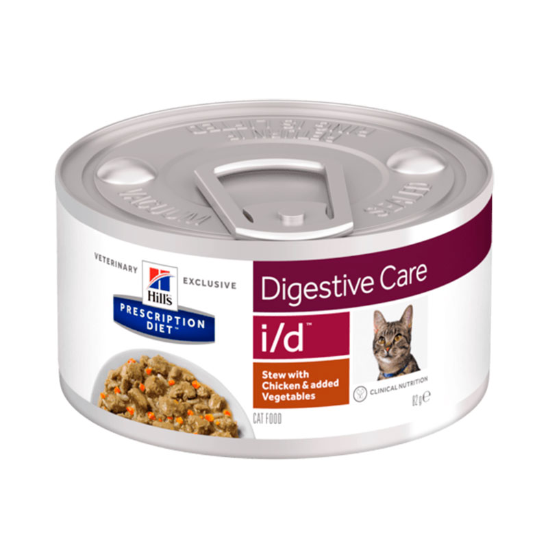 Hill's Feline i/d Stew with Chicken & Vegetables