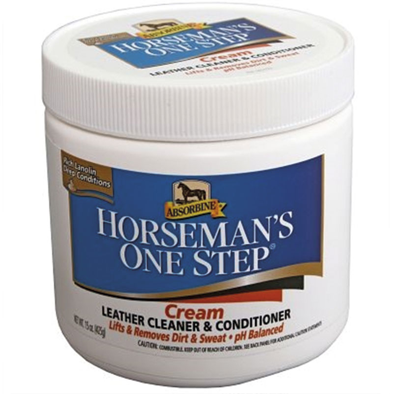 KantaKa Horseman's One Step Cleaner & Conditioner Cream