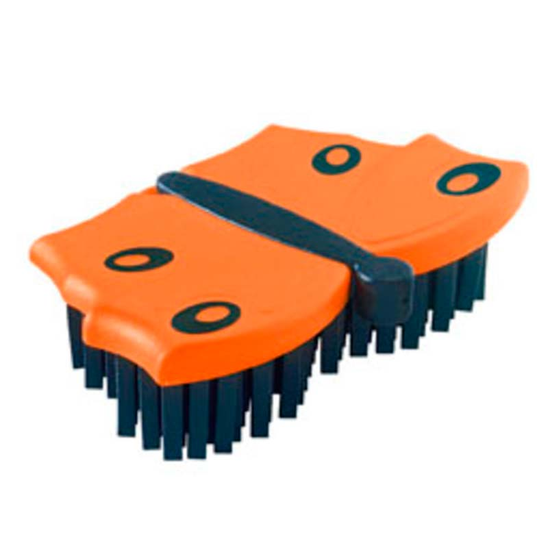 Hunter Butterfly Rubber Brush