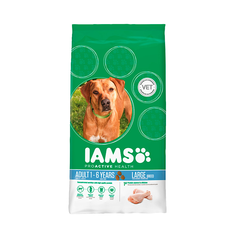 Iams Proactive Adult Large Breed Rich in Chicken
