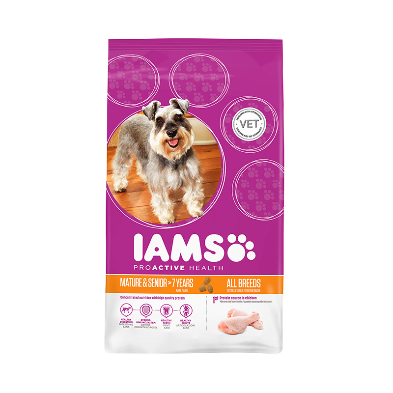 Iams ProActive Mature & Senior