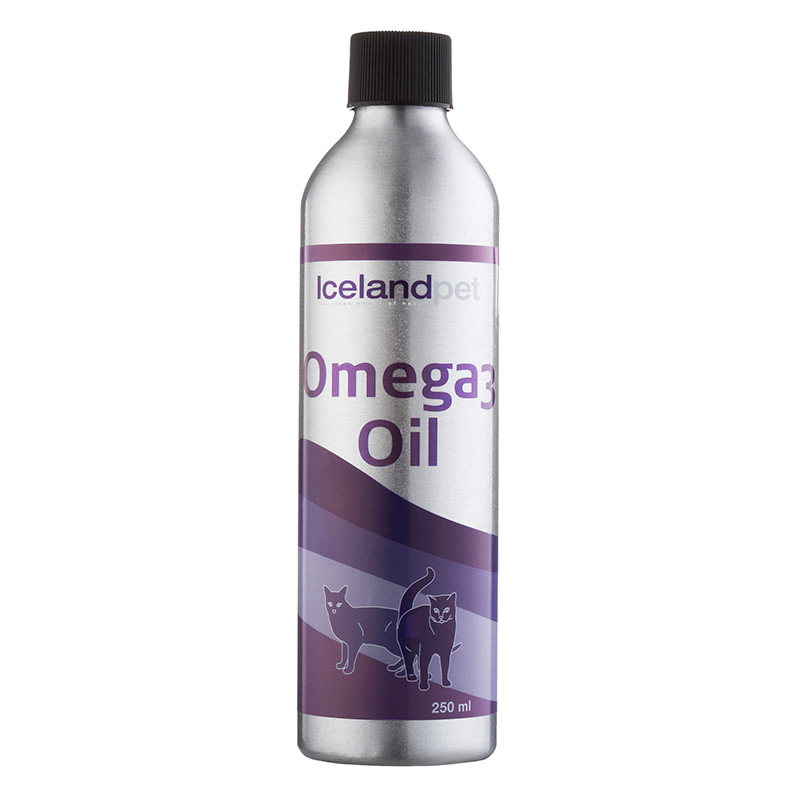 Iceland Pet Omega-3 for Cats 250ml