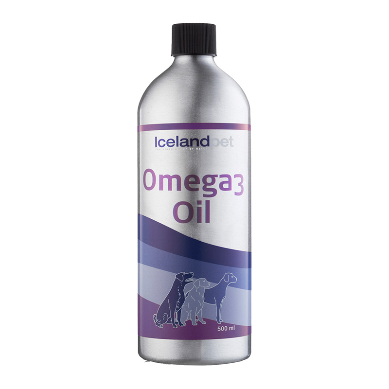 Iceland Pet Omega-3 for Dogs