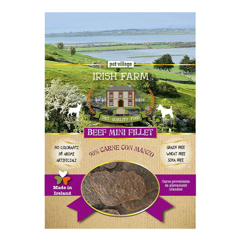 Irish Farm Grain Free Beef Mini Fillet