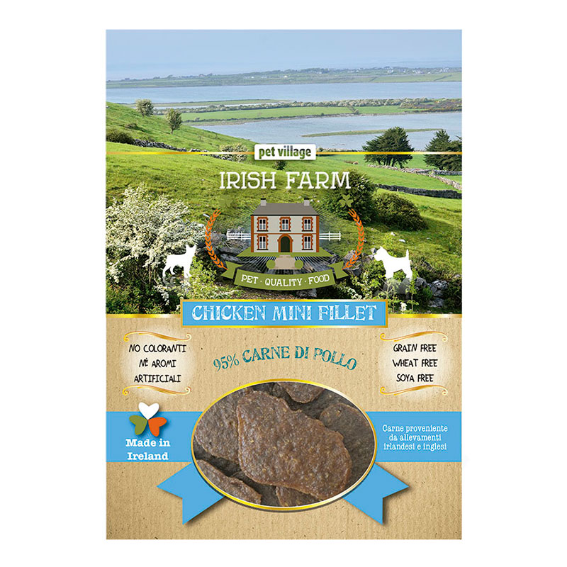 Irish Farm Grain Free Chicken Mini Fillet