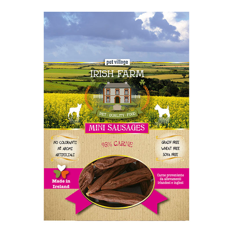 Irish Farm Grain Free Mini Sausages