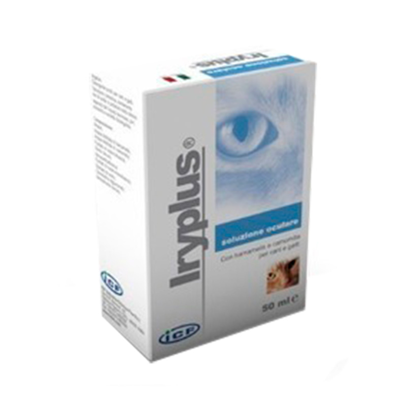 Iryplus Eye Cleaner 50ml Fatro