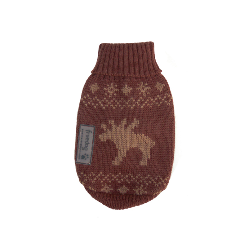 Brown Jersey Elk for Dogs