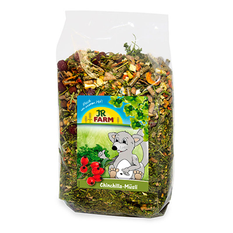 Jr Farm Basic Food Muesli Chinchilla