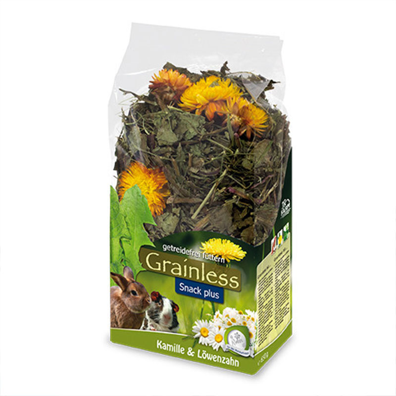 Jr Farm Grainless Plus Camamilla and Dandelion