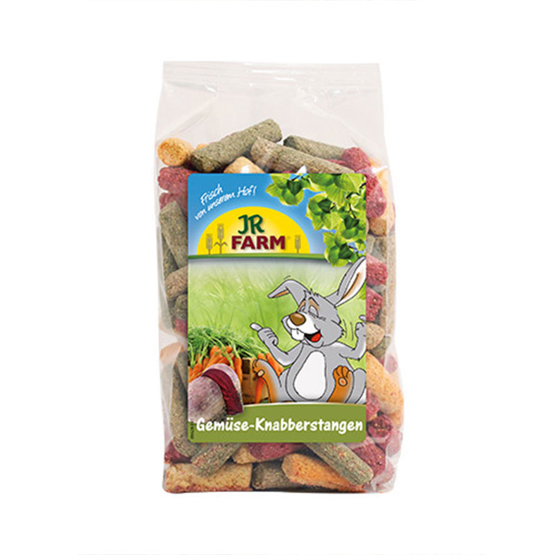 Jr Farm Snacks Rodents Bars to Gnaw Vegetables