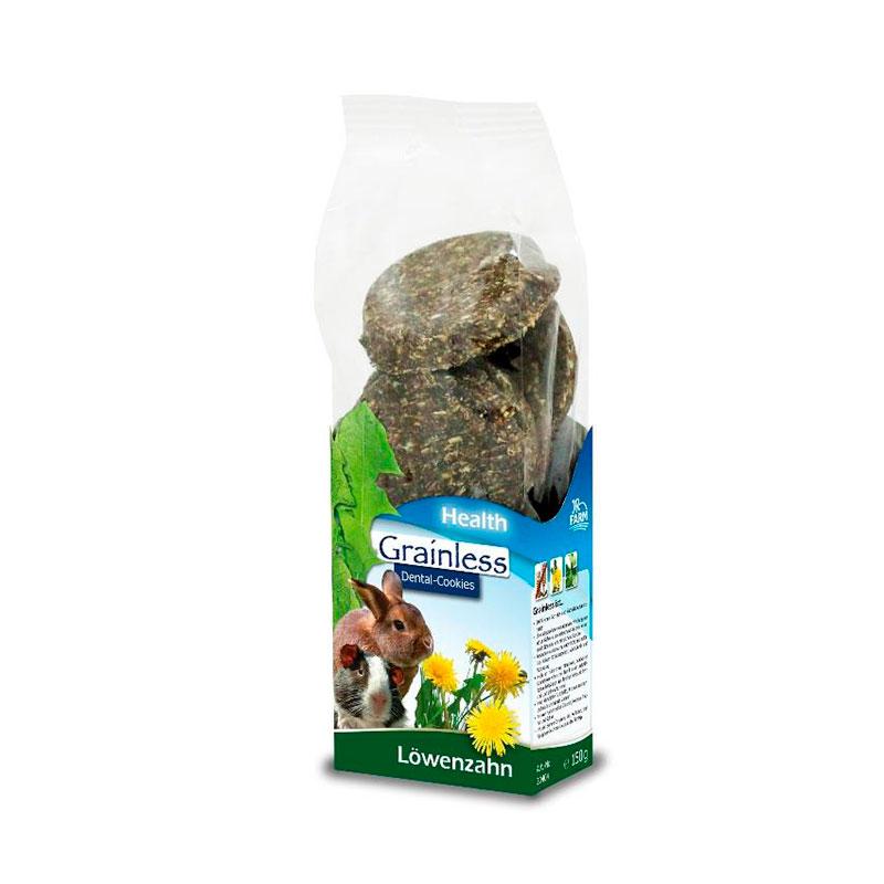 Jr Farm Grainless Health Dental Cookies Diente de León
