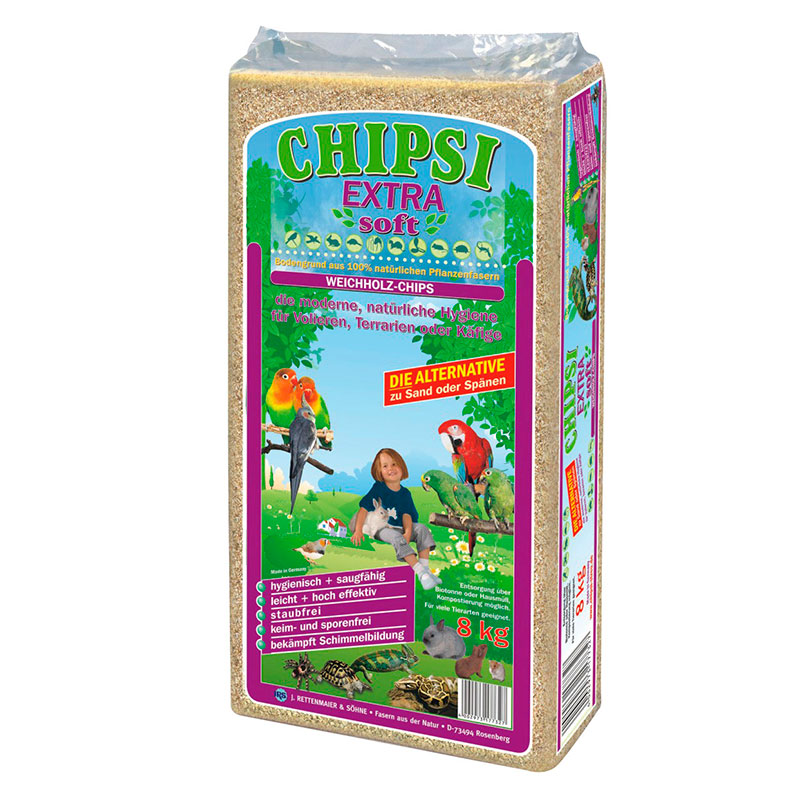 JRS Chipsi Extra Soft