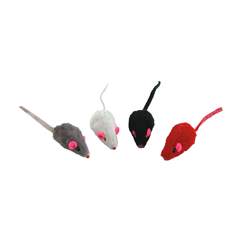Toy 4 Mice for Cats