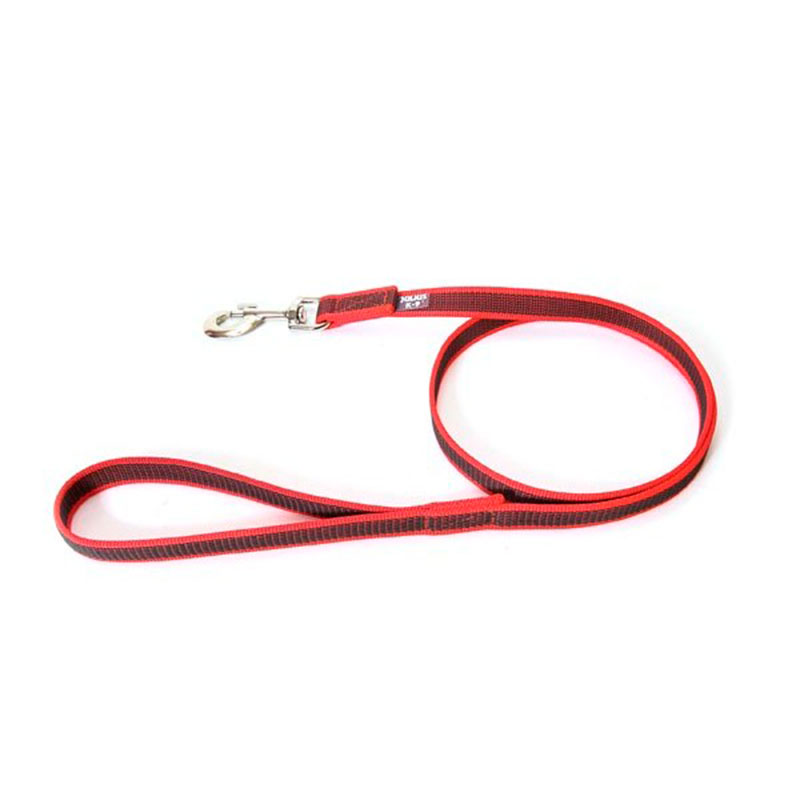 Julius K9 Super Grip Leashes for Large Dogs - With Handle - Red