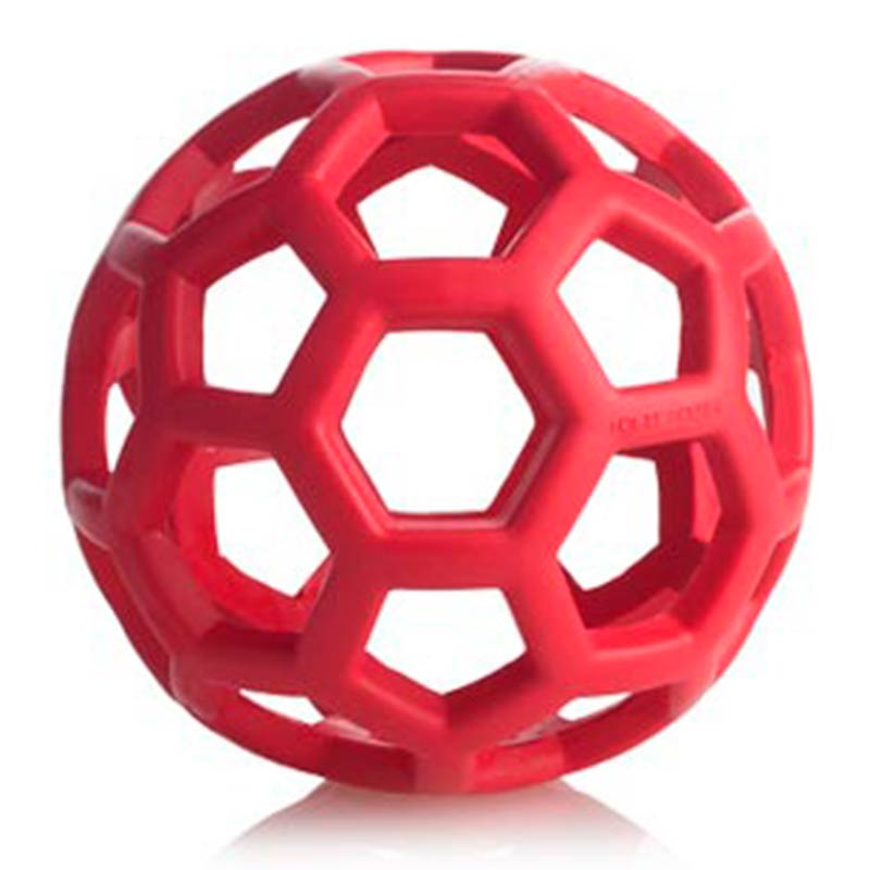 JW Dog Toy Hol-ee Roller Ball