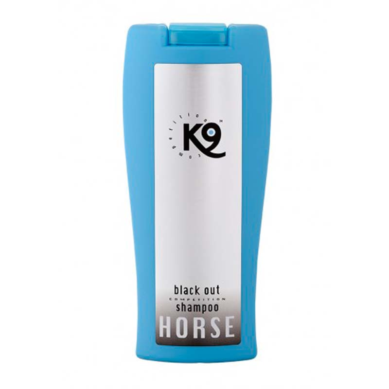 K9 Competition Horse Black Out Shampoo