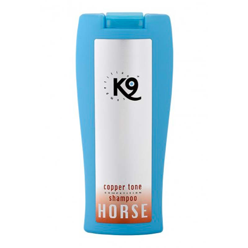 K9 Competition Horse Copper Tone Shampoo