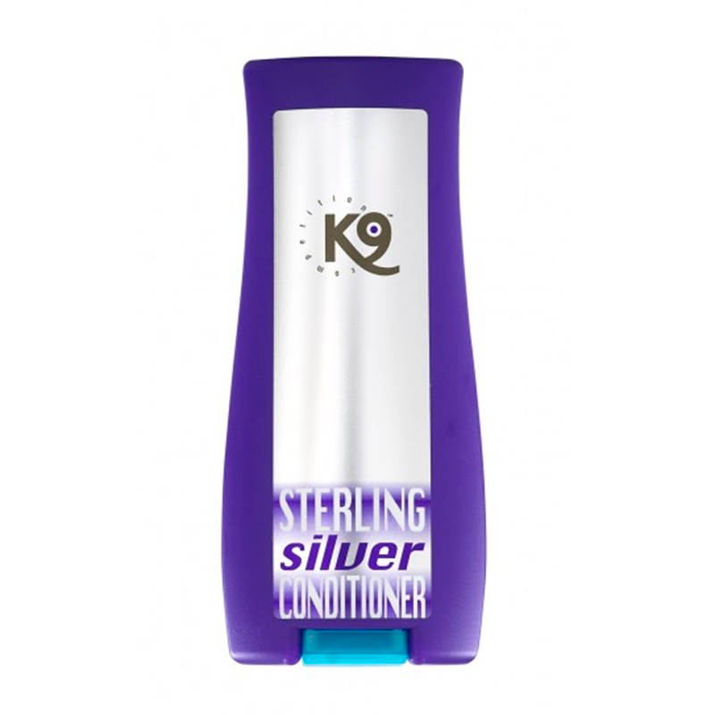 K9 Competition Horse Sterling Silver Conditioner