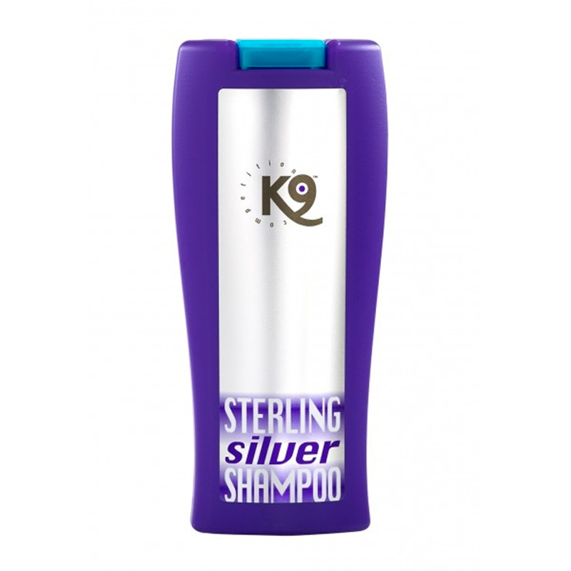 K9 Competition Horse Sterling Silver Shampoo