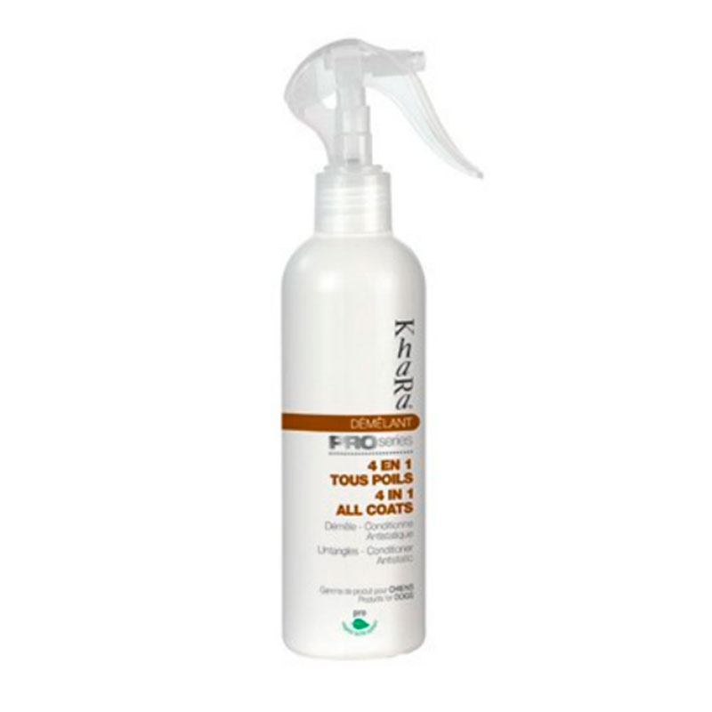 Khara Pro Series 4 in 1 Conditioner for all Coats 250ml