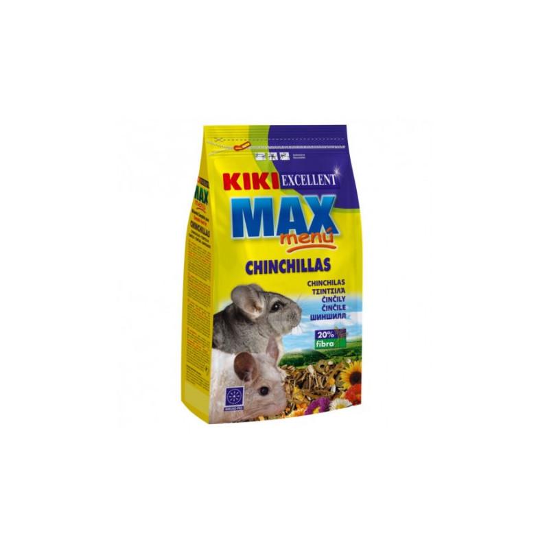Kiki Max Menu Chinchillas