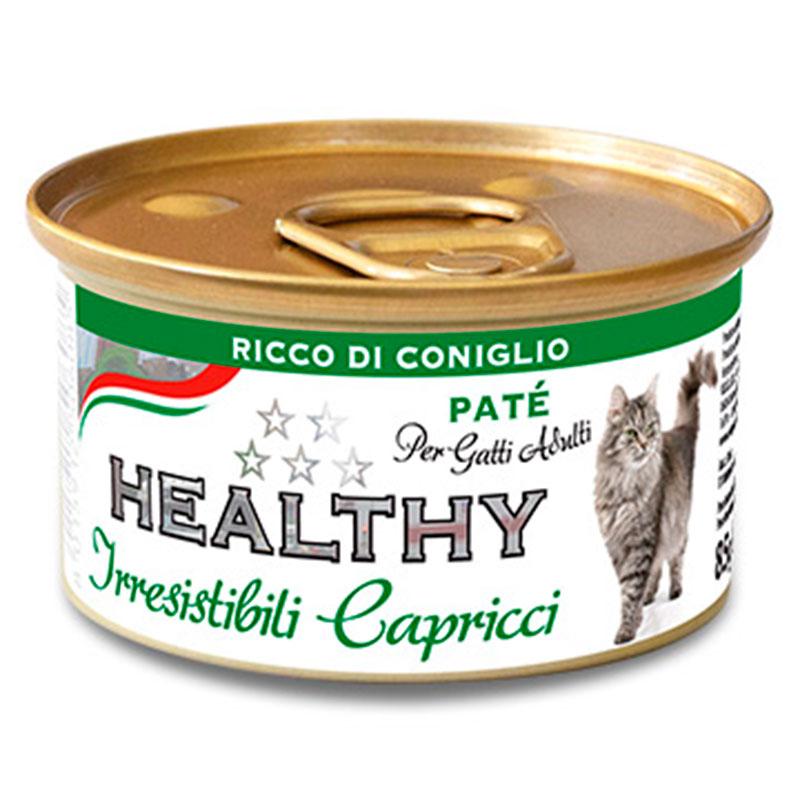 Kippy Cat Healthy Irresistible Capricci Rabbit