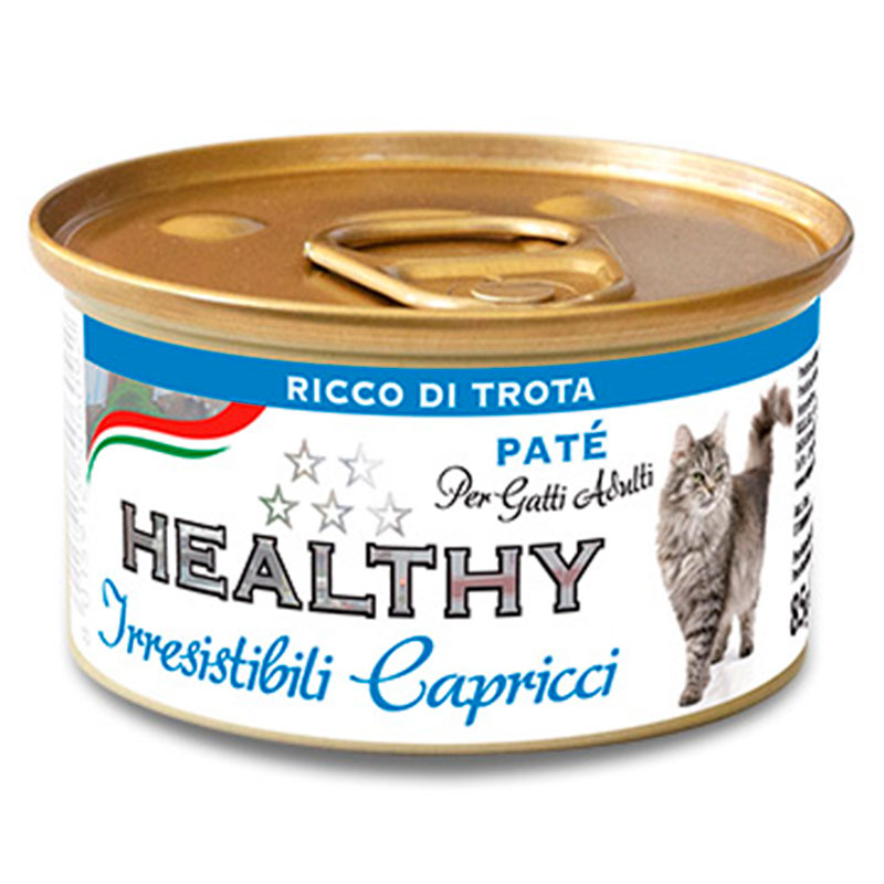 Kippy Cat Healthy Irresistible Capricci Troute