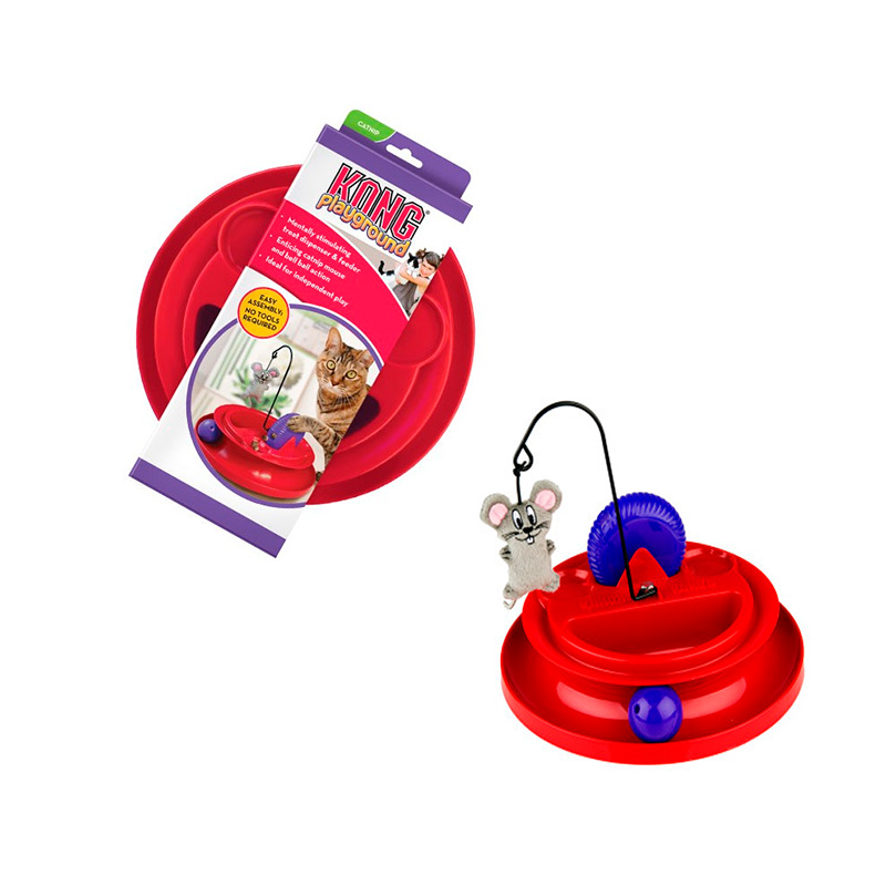Kong Playground Cat Toy
