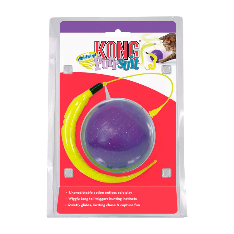 Kong Purrsuit Whirldwind Cat Toy