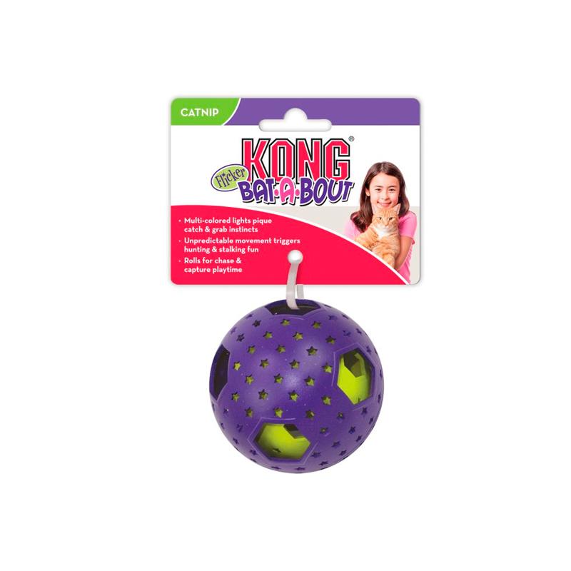 Kong Flicker Disco Ball Cat Toy