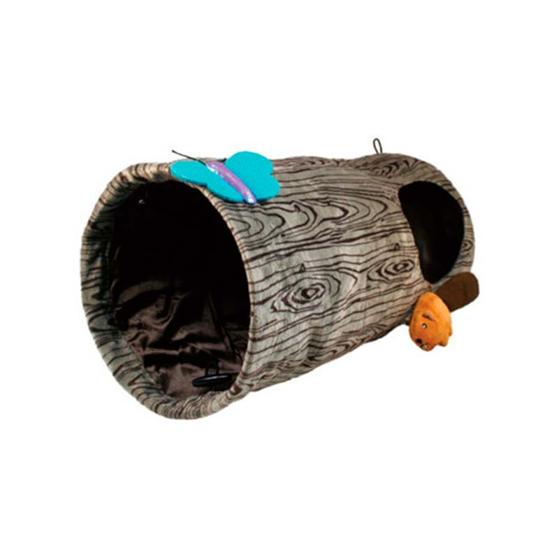Kong Play Space Burrow Cat Toy