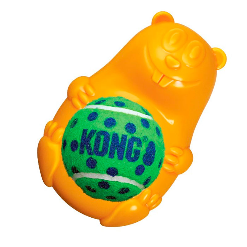 Kong Tennis Pals Beaver Doy Toy