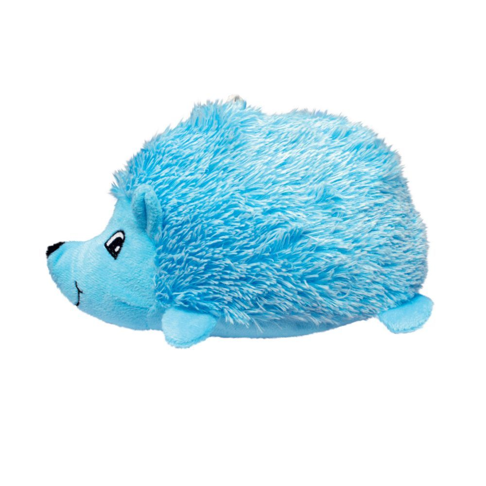 Kong Comfort Hedgehud Blue Dog Toy for Puppy