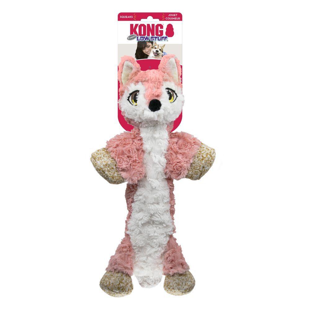 Kong Stuff Flopzie Dog Toy