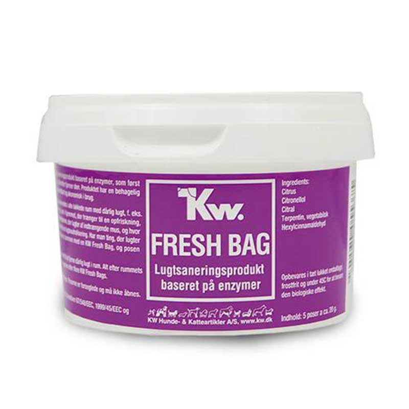 Kw Sachets Odor Eliminator