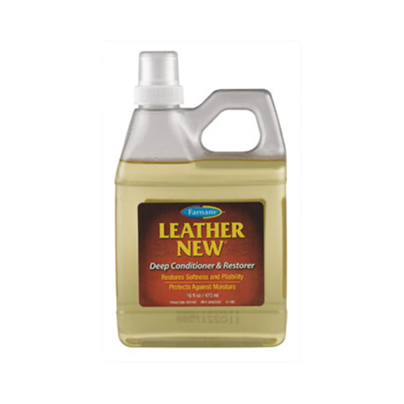 Leather New Conditioner for horses 473