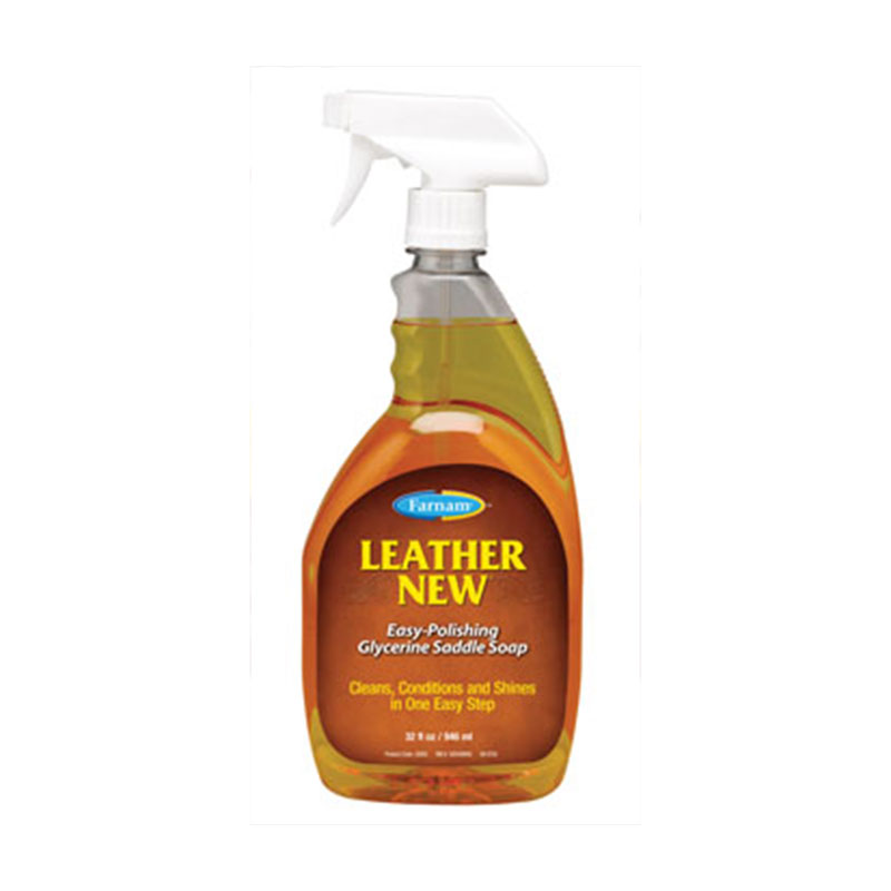 Leather New Spray for horses 473