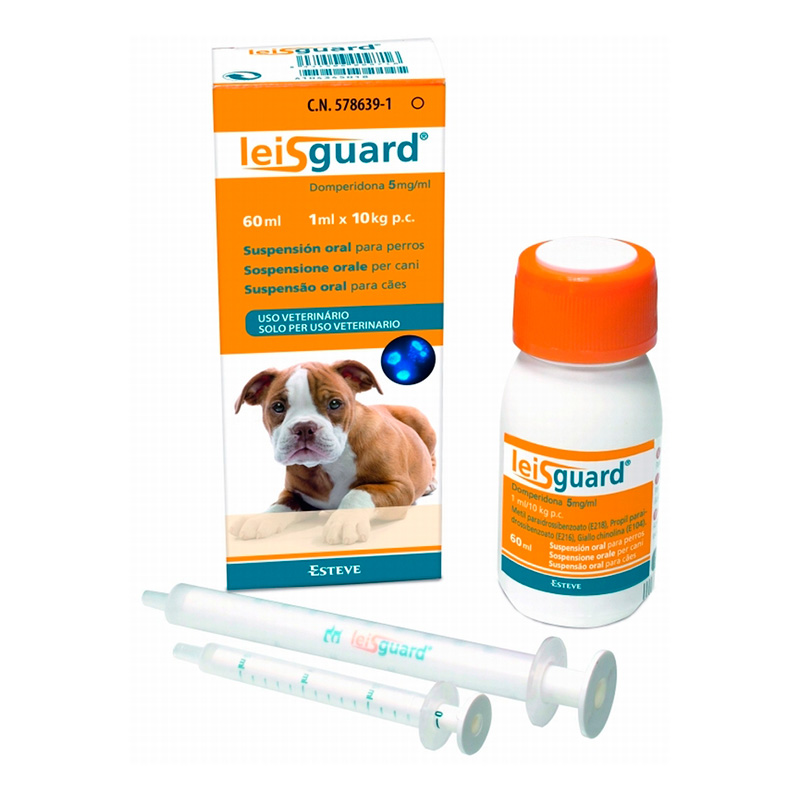 Leisguard. Leishmaniasis Treatment