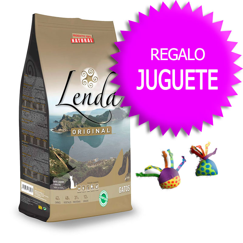 Lenda Original Gato Adulto