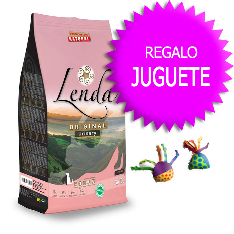Lenda Original Gato Urinary
