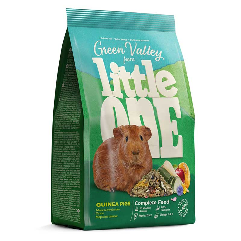 Little One Green Valley Guinea Pig Food
