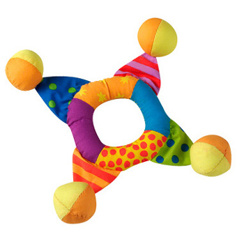 Mini Toss Ring Toy for dog Petstages