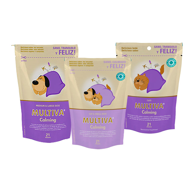 Multiva Calming Sooting for Cats & Dogs