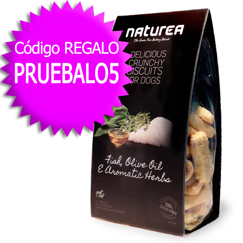 Perro premios chucher as galletas naturea biscuits for Aromatic herb for fish